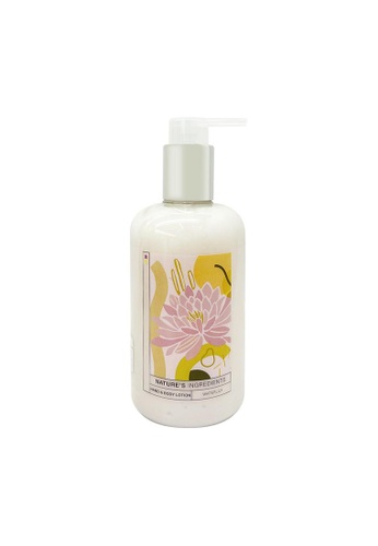 MARKS & SPENCER M&S Waterlily Hand & Body Lotion 300ml C1C1ABE1F5F0E8GS_1