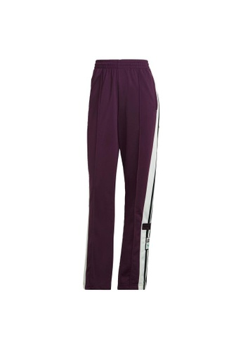 ADIDAS purple adidas Originals Girls Are Awesome Adibreak Pants 4560CAA61891EBGS_1
