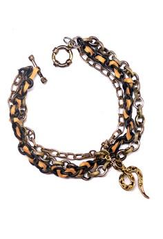 Multi Thread Chain Bracelet