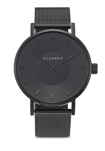 Klasse14 black Volare Dark Metal 42mm Black CC690ACE92E3F0GS_1