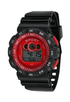 Multifunction Sports Watch 667