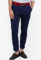 Tommy Hilfiger blue BR-DENTON CHINO SQR DOT GMD TO729AA91LYMSG_1