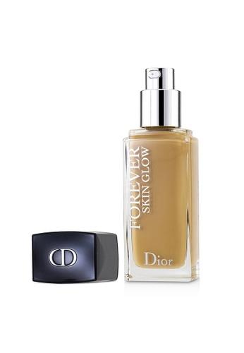 christian dior CHRISTIAN DIOR - Dior Forever Skin Glow 24H Wear Radiant Perfection Foundation SPF 35 - # 4WO (Warm Olive) 30ml/1oz E019ABEBA74B63GS_1