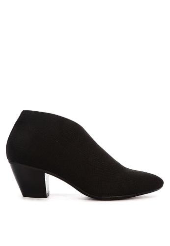 Aerosoles black Greta Heeled Boots 24C0CSH816862EGS_1