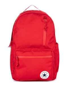 fa2280986af9 Converse red Go Backpack D46BFAC3B42AD4GS 1