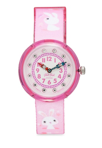 Flik Flak pink So Cute Watch 1028DKC61DB787GS_1