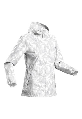 Decathlon Raincut Zip Waterproof Country Jacket - 8383702 FBDF2AA30668FEGS_1