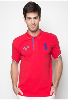 Team Bench Racing Polo Shirt