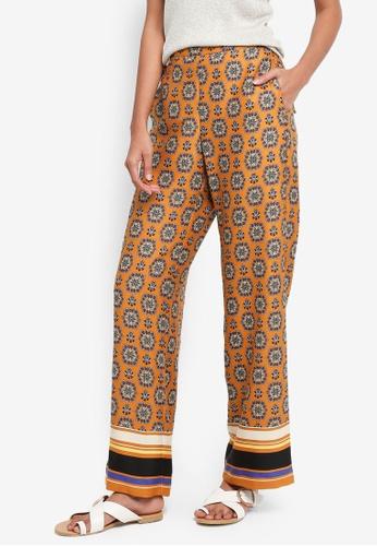 River Island orange Charlie Trousers 15D8DAA20FC29DGS_1