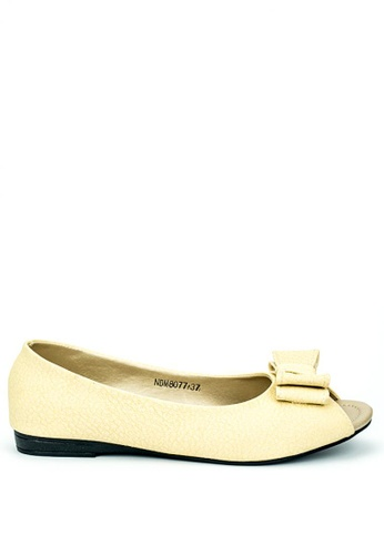 Cardam's Lifestyle beige Olivina Flats CA993SH0KNCGPH_1