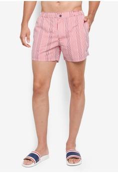 Wittering Stripe Swim Shorts