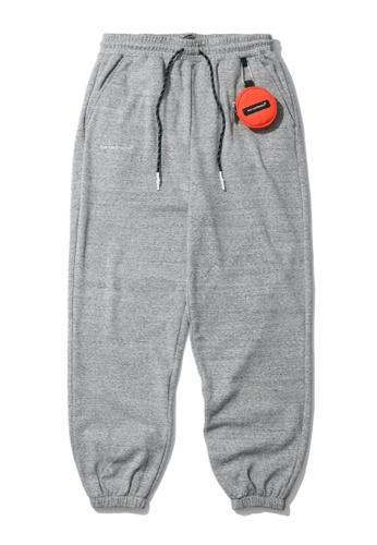 Fivecm grey Keyring pouch sweatpants C9BDAAA698CB45GS_1