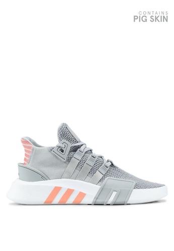 adidas grey and white adidas originals eqt bask adv w AD372SH0SUP5MY_1