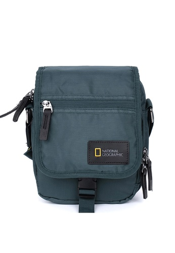 National Geographic blue National Geographic Rotor Utility Bag with Flap 77443ACAC35EBEGS_1