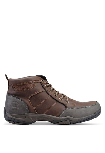 Weinbrenner brown Outdoor Boots 5A2E3SHCDBC539GS_1