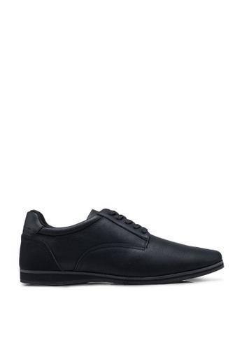 ALDO black Toppole Derby Shoes AB552SHF6228F9GS_1