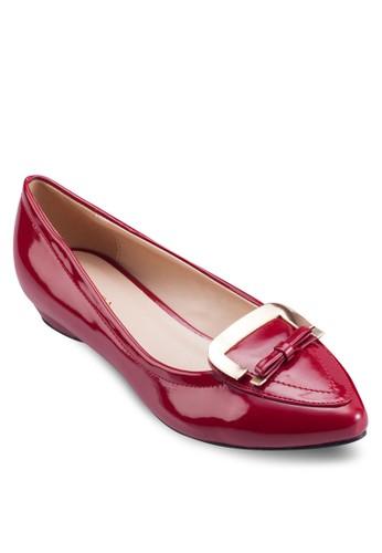 Reed 低跟楔型鞋,zalora 包包 ptt 女鞋, 鞋