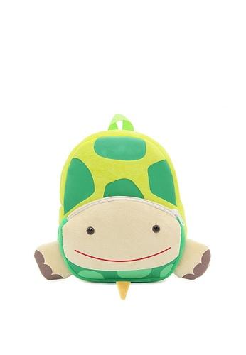 Twenty Eight Shoes green VANSA Animal Backpacks VAK-BpZ18 3D289KC811FA0BGS_1