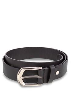 Basic Cara Leather Belt