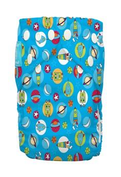 Orbit 2-in-1 cloth baby diaper