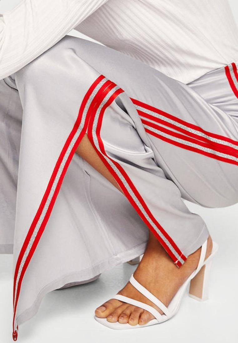 Pants Mango Long Mango Silver Long qTnHaw