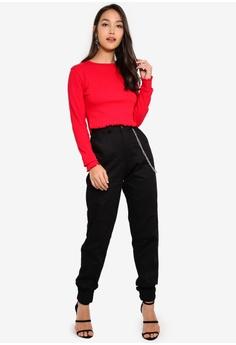 05e0d9adca1ff Buy MISSGUIDED Pants & Leggings For Women Online on ZALORA Singapore