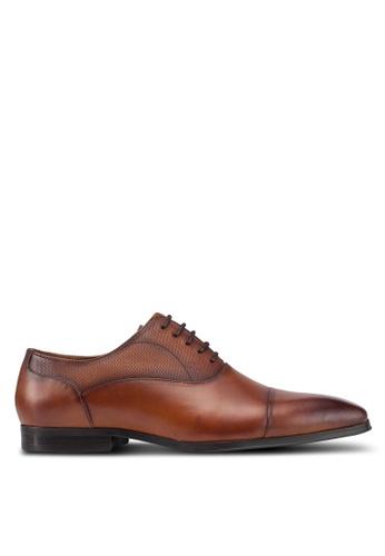 ALDO brown Avea Dress Shoes 4F979SH251EF62GS_1