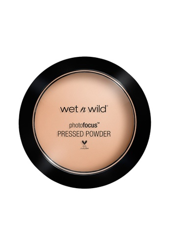 Wet N Wild beige Wet N Wild PhotoFocus Pressed Powder - Neutral Buff 802BEBED53441AGS_1