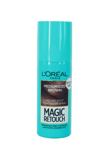 L'Oréal Paris brown L'Oreal Paris Magic Retouch Medium Iced Brown C3EE7BE398BA8BGS_1