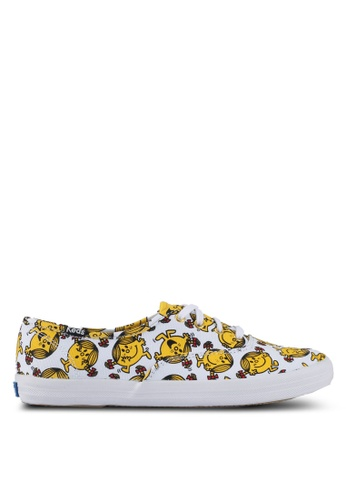 Keds yellow Champion Little Miss Sunshine Sneakers KE942SH0STF9MY_1