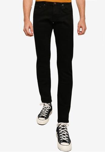 Electro Denim Lab black Calypso - Slim Jeans B9B22AA56593D2GS_1
