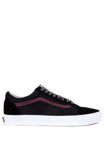 beba9defb3 Shop VANS Jersey Lace Old Skool Sneakers Online on ZALORA Philippines