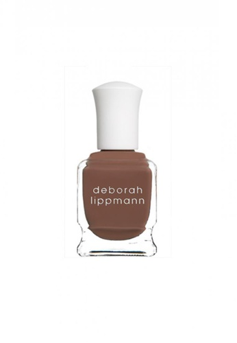 Deborah Lippmann brown Knock on Wood DE207BE17WSKSG_1