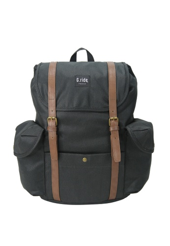 G.ride black Dimitri Backpack A1F6EAC7ED6C0FGS_1