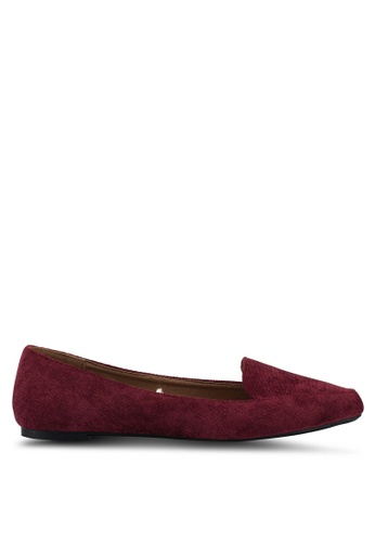 Rubi 紫色 尖頭樂福鞋 89BF4SH1501DE7GS_1