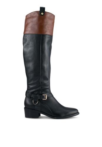 Carvela KG black Whip Boots CA459SH0SHSSMY_1
