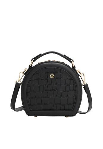 Volkswagen black Women's Sling Bag / Shoulder Bag CD8DEAC7DE1D57GS_1