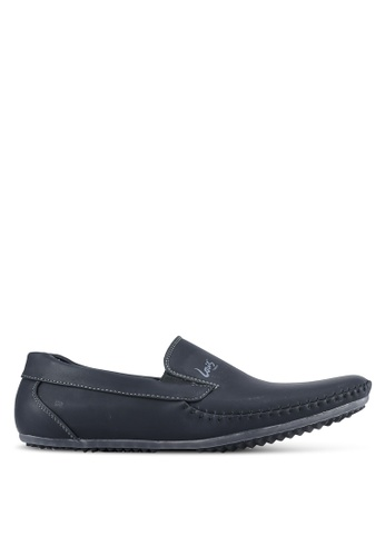 Louis Cuppers black Casual Loafer LO977SH0S9RTMY_1