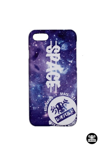 Reoparudo purple RPD iPhone7 Space Collections Case (4.7 inch) RE613AC2UP0RHK_1
