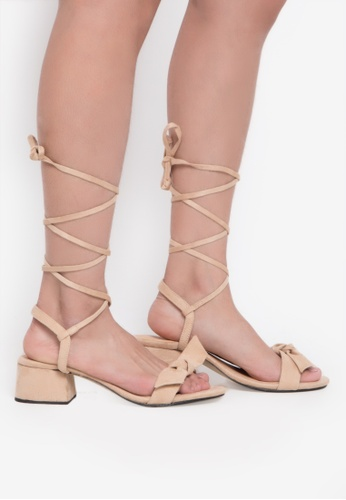 c9e1b2ee2b6 Strappy Lace up Heels