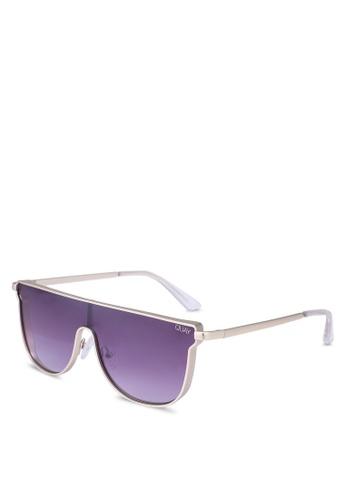 Quay Australia gold Can You Not Sunglasses 20543GLD0AAFC9GS_1