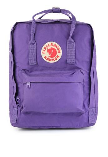 Fjallraven Kanken purple Kanken Backpacks FJ242AC0UD0WID_1