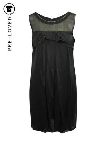 D&G black Pre-Loved d&g Silk Little Black Dress 0D20AAA878AC66GS_1