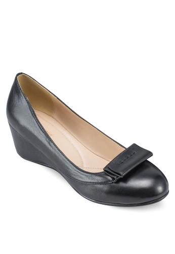 Kiesprit outlet 桃園mberlina 仿皮楔形鞋, 女鞋, 鞋