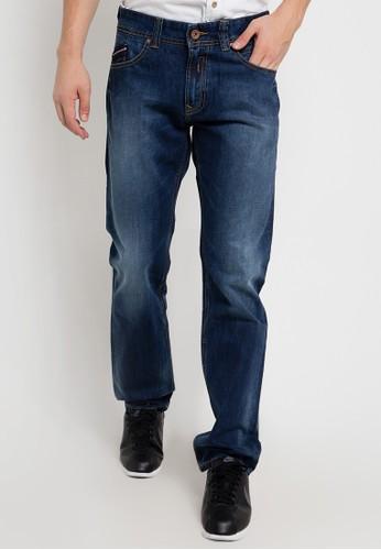 Lois Jeans blue Long Pant Denim LO391AA0UJN4ID_1