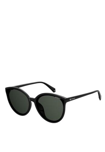 Polaroid black Polaroid 4082/F/S Sunglasses 9A39EGLF92D813GS_1