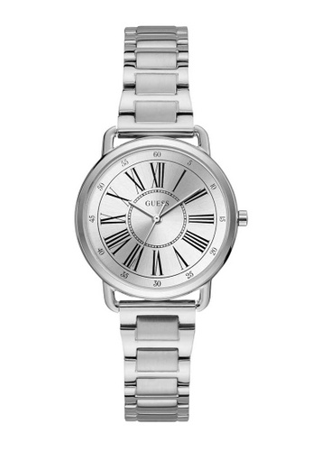 Guess silver Guess Jackie Silver Stainless Steel Watch B1254AC5DB16CEGS_1