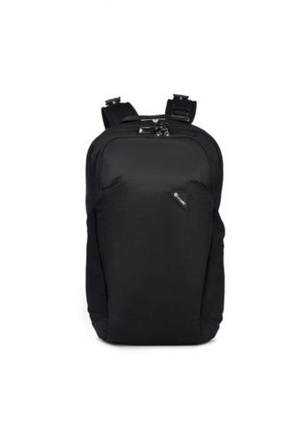 Pacsafe black Pacsafe Vibe 20L Anti-Theft Backpack (Jet Black) 2F0B6AC6458199GS_1