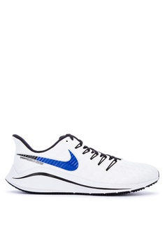 new concept d0f0b 2fe52 Nike white Nike Air Zoom Vomero 14 Men s Running Shoe E2894SHA277B69GS 1