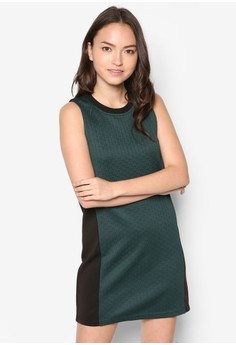 Side Panel Shift Dress